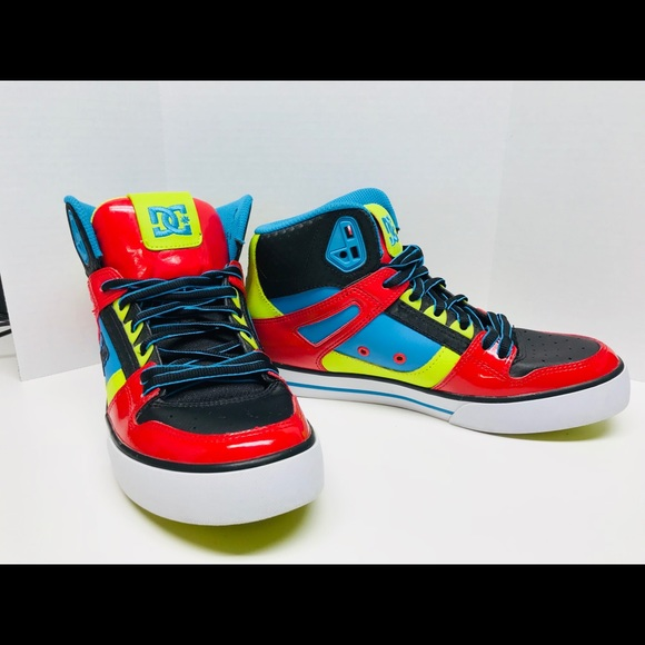 dc7504d8b80fbb DC Other - Men s DC Skater Shoe Size 9 Spartan High WC Shoe
